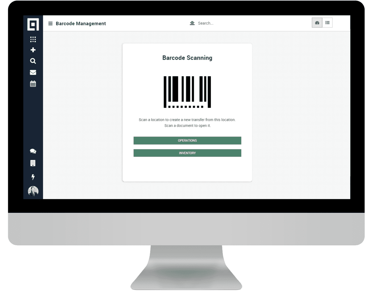 Singapore Barcode System