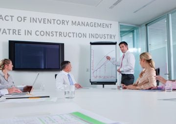 Impact of inventory Management Software in Construction Industry