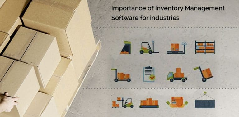 Importance of Inventory Management Software for Industries