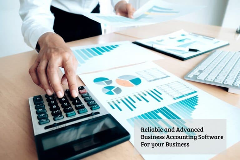 The Best Business Accounting Software