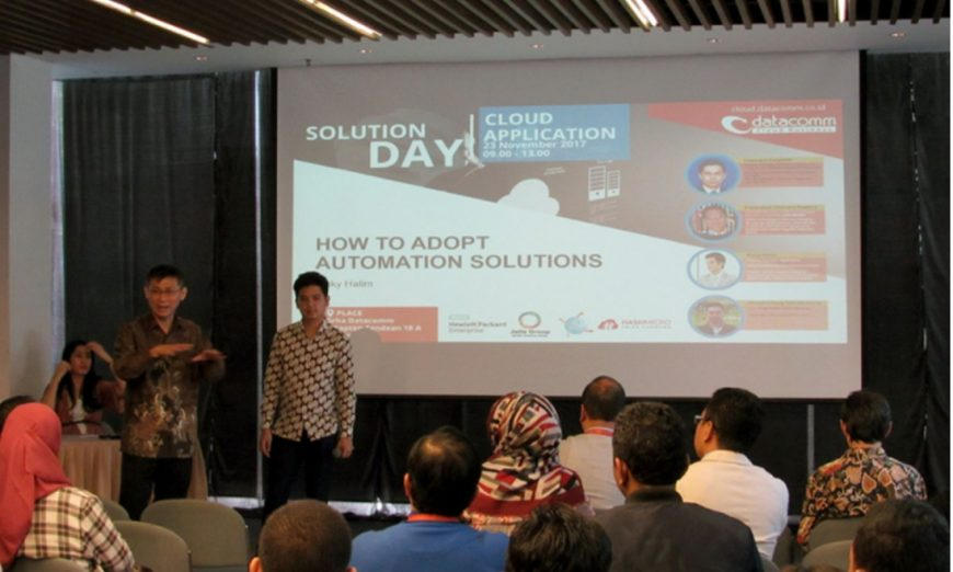 Learning More About Cloud Computing Through Solution Day Cloud Application (3)