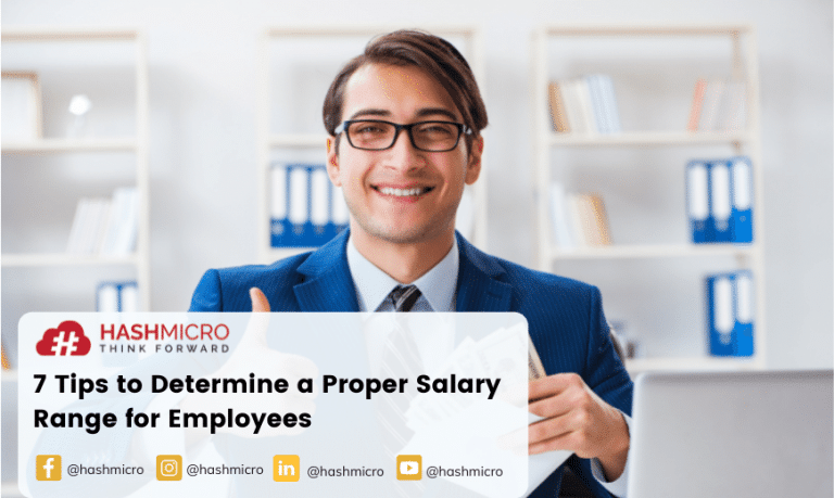 7 Tips to Determine a Proper Salary Range for Employees
