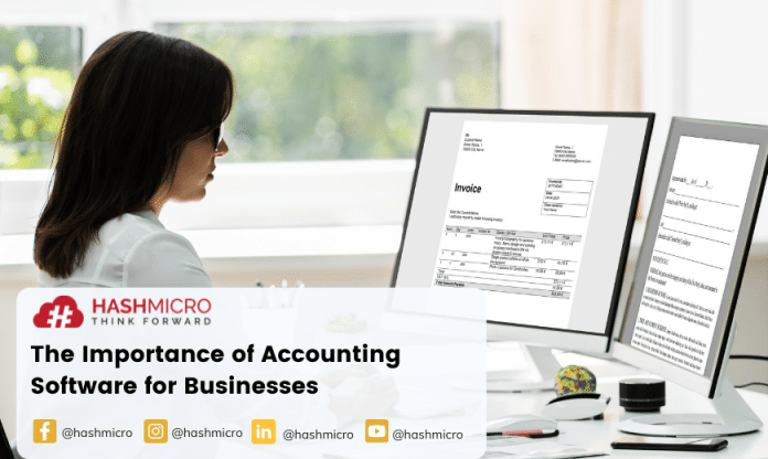 The Importance of Accounting Software for Businesses