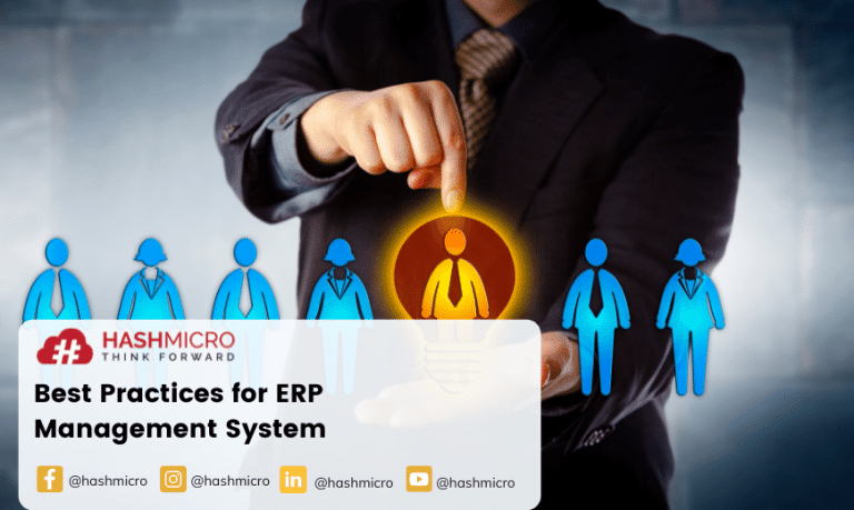 Best Practices for ERP Management System