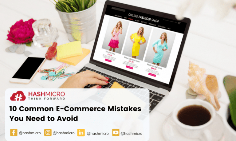 10 Common E-Commerce Mistakes You Need to Avoid When Selling Online!