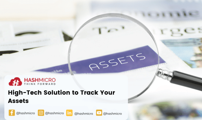 High-Tech Solution to Track Your Assets