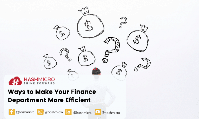 6 Ways to Make Your Finance & Accounting Department More Efficient