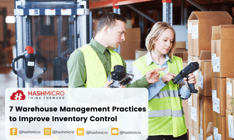 7 Warehouse Management Practices to Improve Inventory Control