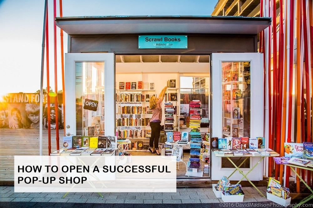 How to Open a Successful Pop-Up Shop