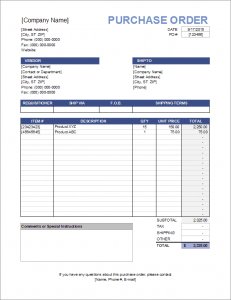 Purchase Orders: All You Need to Know About Them