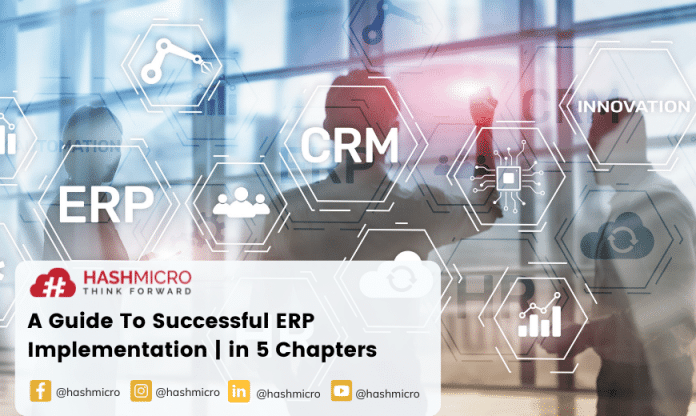 A Guide To Successful ERP Implementation   in 5 Chapters