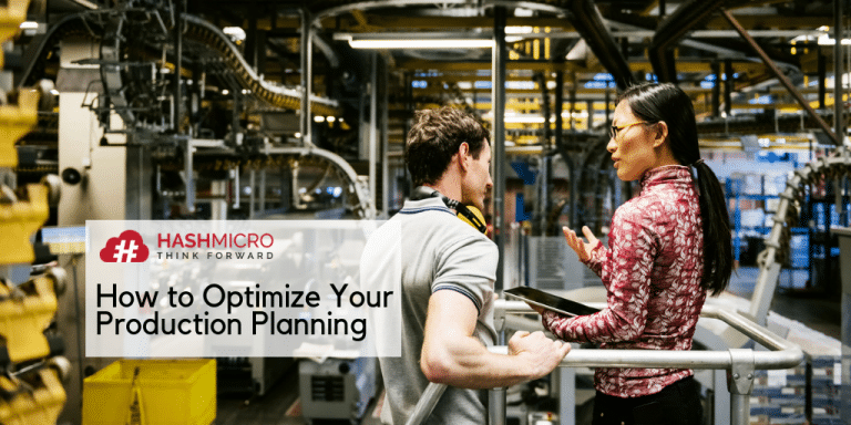 Manufacturing Tips: How to Optimize Your Production Planning
