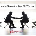 How to Choose the Right ERP Vendor