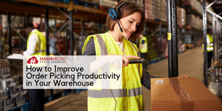 How to Improve Order Picking Productivity in Your Warehouse