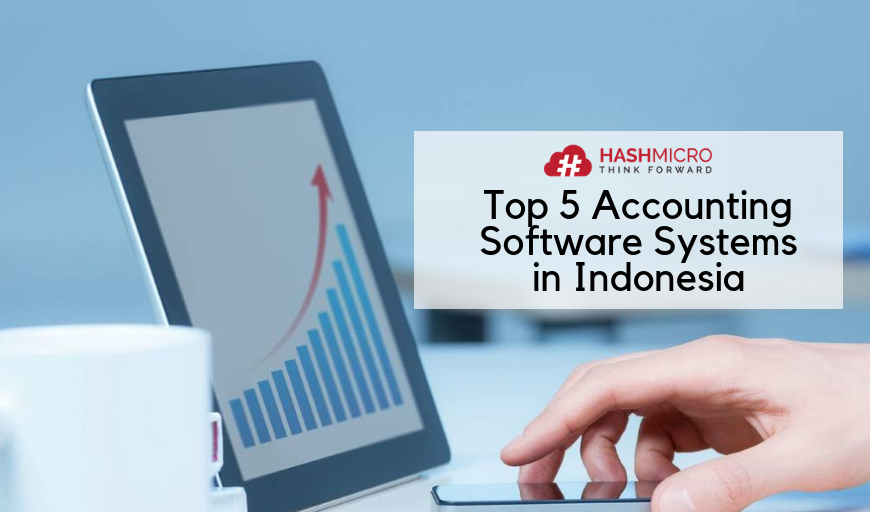 Top 5 Accounting Software Systems in Indonesia
