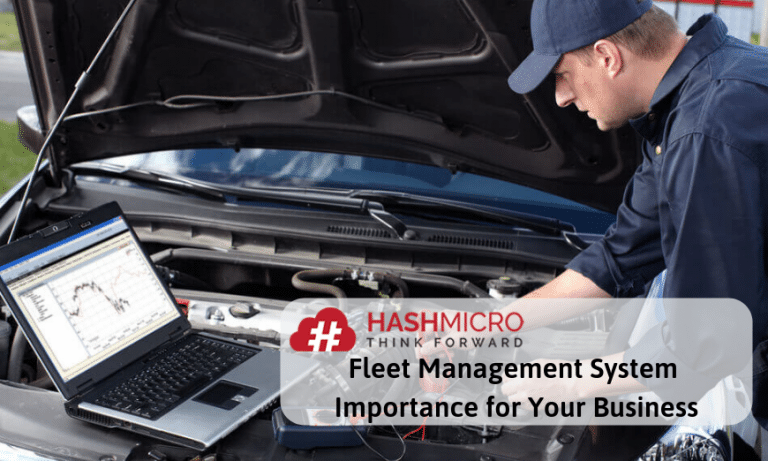 The Importance of Fleet Management System for Your Business