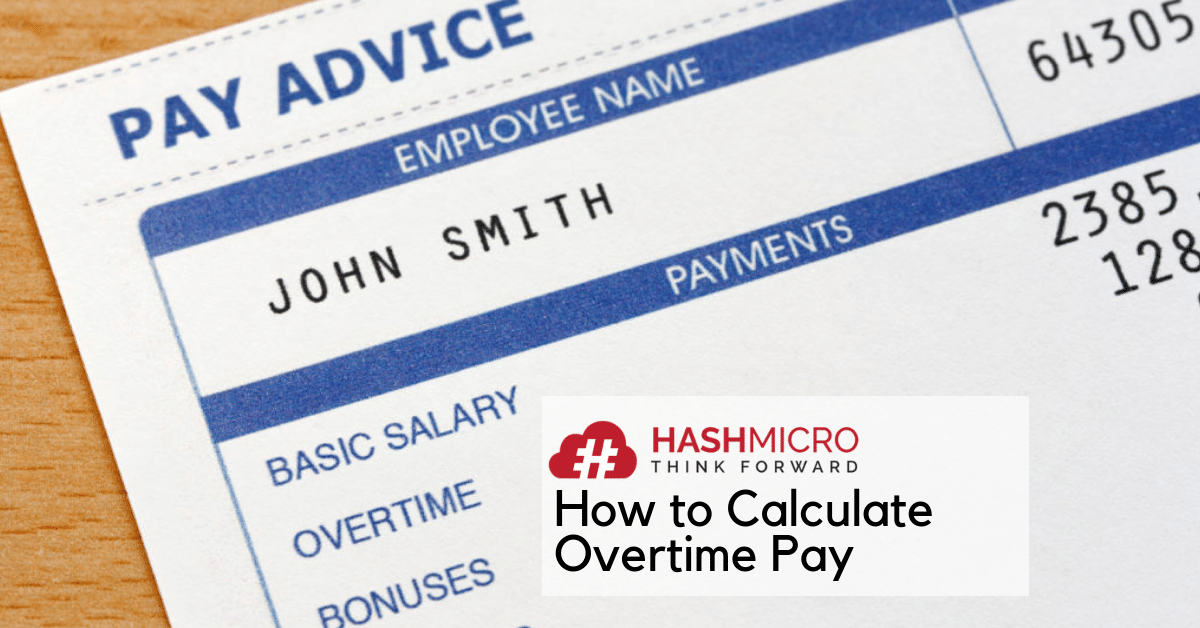 How to Calculate Overtime Pay Based on Indonesian Government Regulations