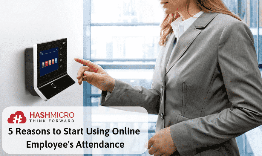 5 Reasons to Start Using Online Employee's Attendance