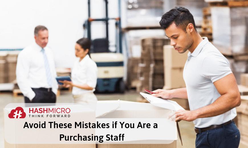 purchasing staff