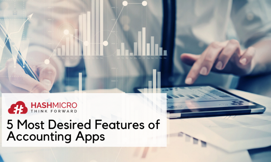 5 Most Desired Features of Accounting Apps