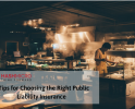 5 Tips for Choosing the Right Public Liability Insurance