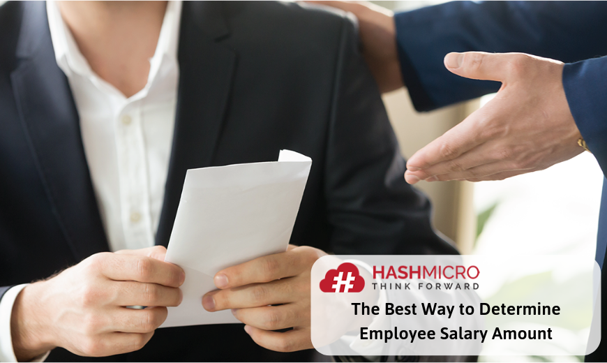 The Best Way to Determine Employee Salary Amount