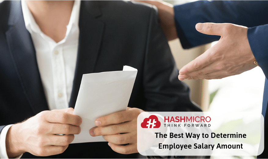 The Best Way to Determine Employee Salary Amount