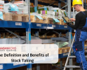 The Definition and Benefits of Stock Taking