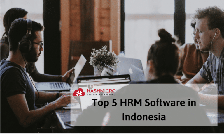 Top 5 HRM Software in Indonesia
