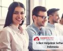 5 Best Helpdesk Software in Indonesia