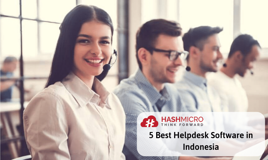 5 Best Helpdesk Software in Indonesia
