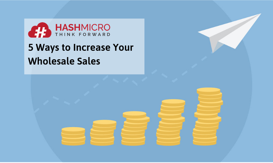 5 Effective Ways to Increase Your Wholesale Sales