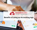 4 Key Benefits of Using an Accounting App