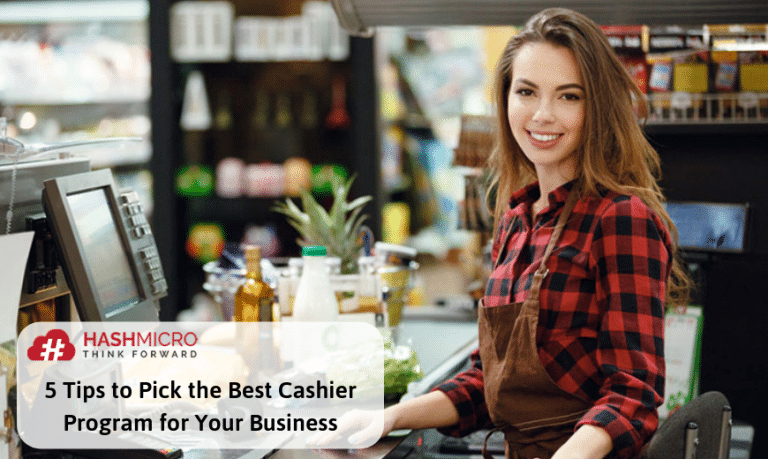 5 Tips to Pick the Best Cashier Program for Your Business