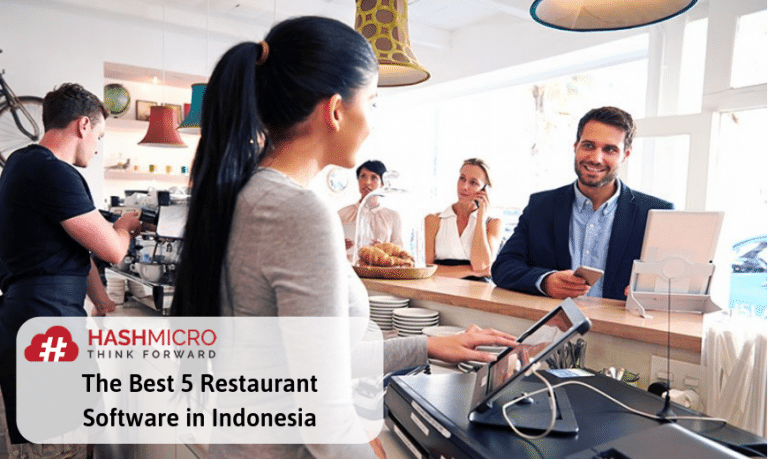 The Best 5 Restaurant Software in Indonesia