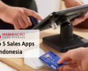 Top 5 Sales Apps in Indonesia