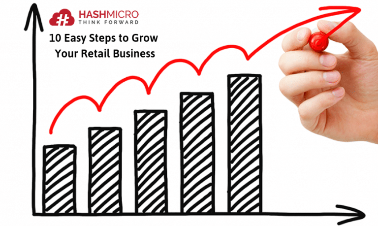 10 Easy Steps to Grow Your Retail Store