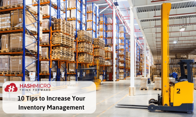 10 Tips to Increase Your Stock Control