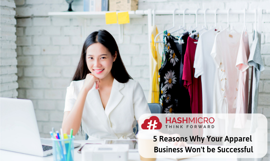 5 Reasons Why Your Apparel Business Went Bankrupt