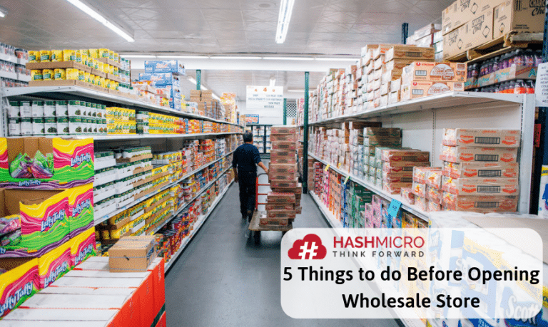 5 Things to do Before Opening Wholesale Store