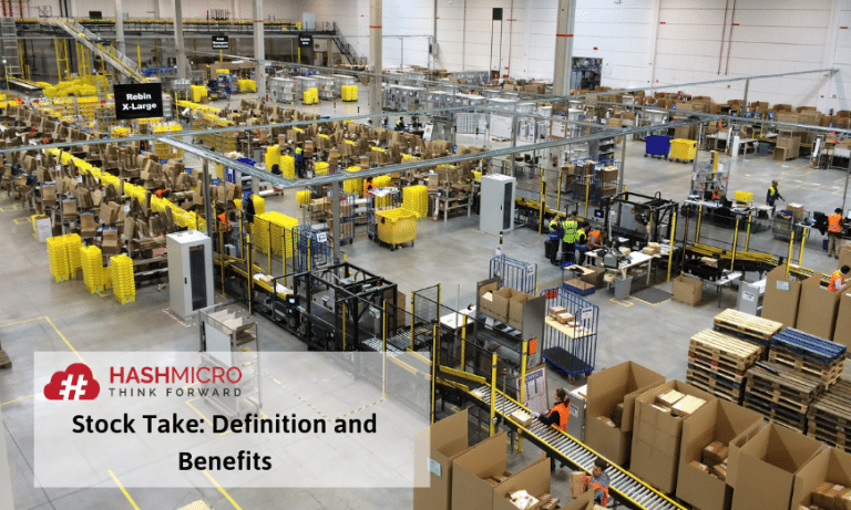 The Definition and Benefits of Stock Take