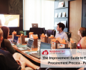The Improvement Guide to Efficient Procurement Process – Part 1