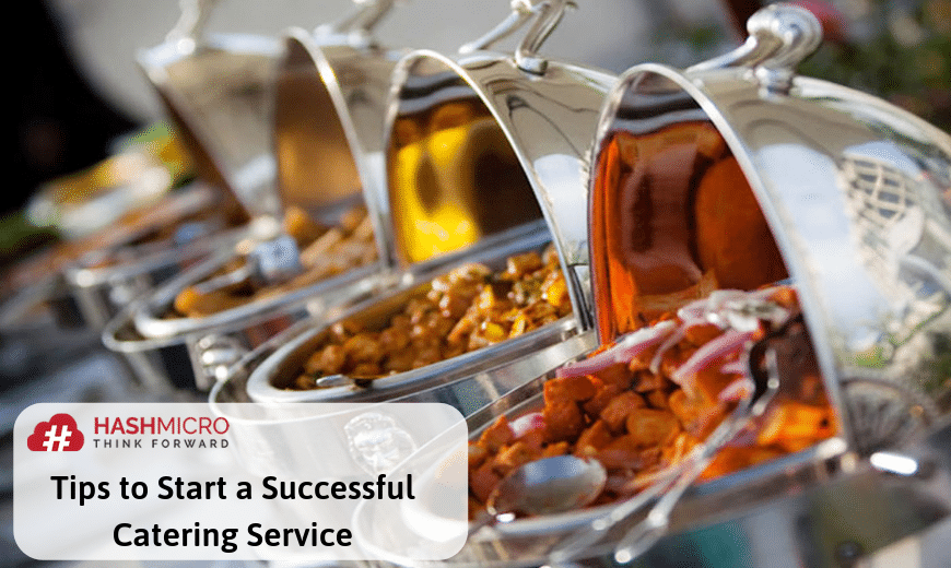 Tips to Start a Successful Catering Service