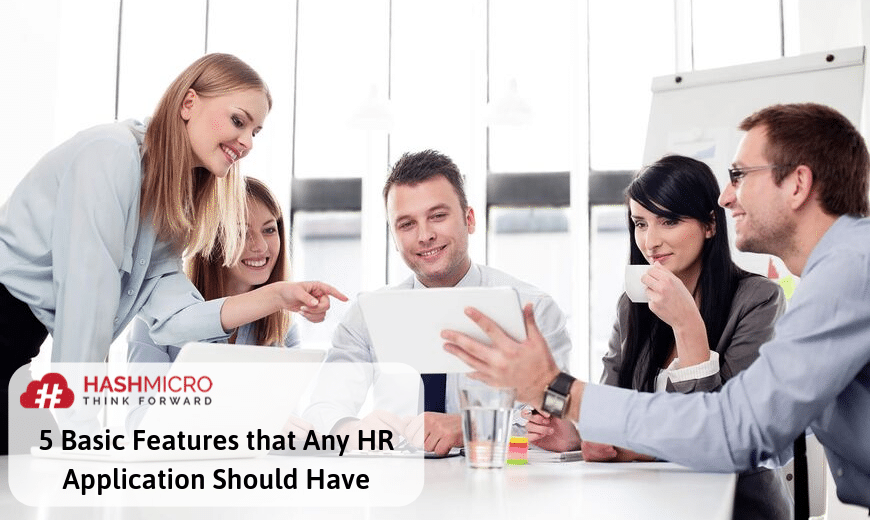5 Basic Features that Any HR Application Should have