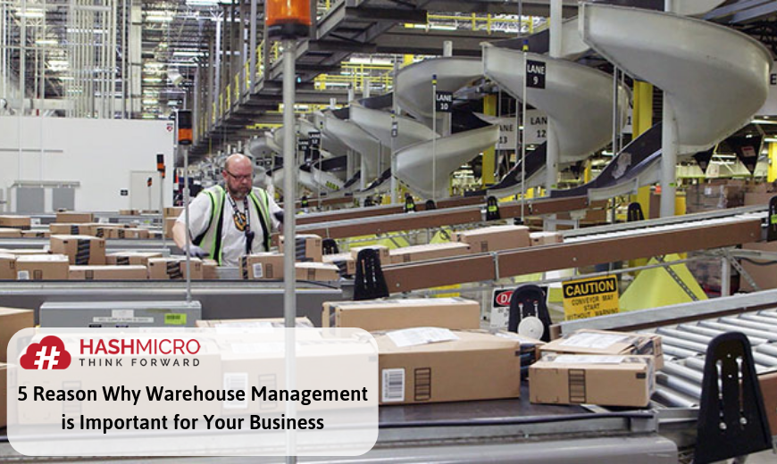 5 Reason Why Stock Management is Important for Your Business