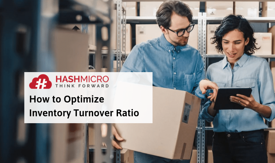 5 Effective Ways for Optimizing Inventory Turnover
