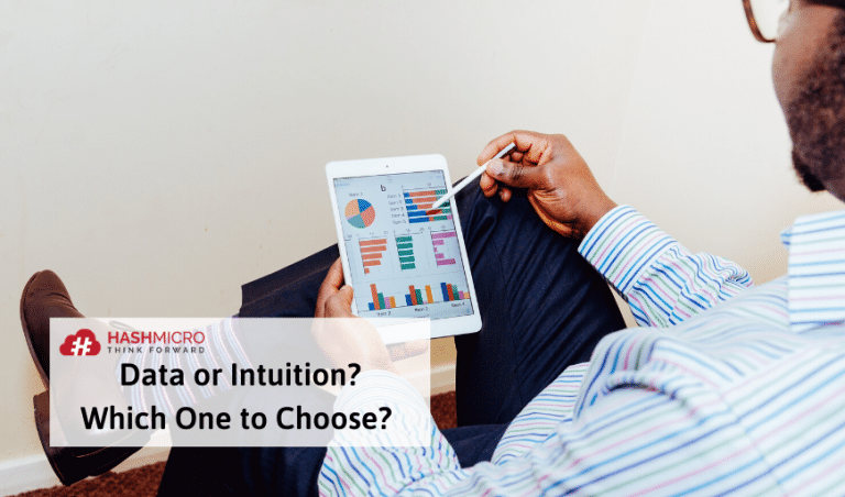 Smart Data or Intuition? Which One to Choose?