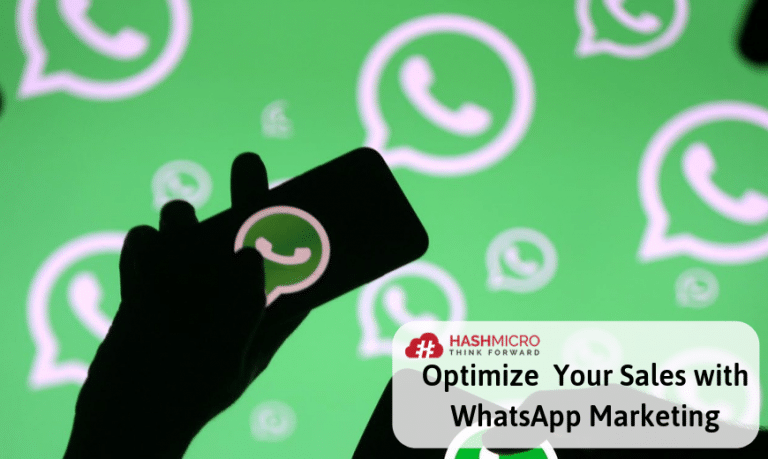 Optimize Your Sales Figure with WhatsApp Marketing