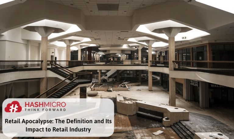 What is Retail Apocalypse and Its Impact to the Retail Industry