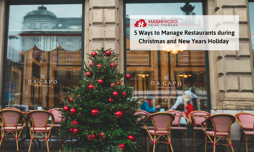tips to manage restaurant